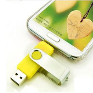 Рекламные Flash памяти и высокое качество флэш-накопитель USB
