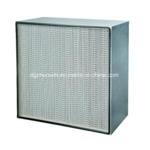 Custom высокой Efficiecny 99,99% фильтр HEPA для лаборатории