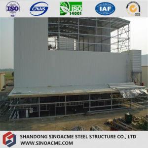 China barata calidad Estructura de acero prefabricados Taller de Construcción