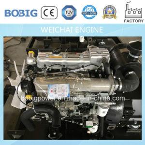 18kw öffnen den Dieselgenerator, der durch chinesischen Weichai Motor angeschalten wird