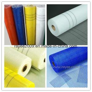 ISO 9001の自己接着ガラス繊維のネットのメッシュ生地テープ