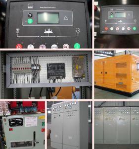 280квт бесшумный дизельный генератор 3 фазы 50Гц