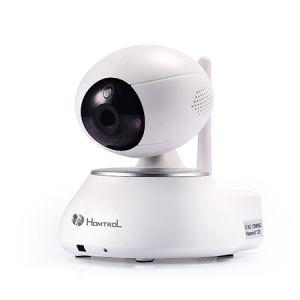 Sicherheits-Überwachung IP-Kamera intelligente inländisches Wertpapier WiFi P2p der Wannen-Neigung-InfrarotNachtsicht-PTZ mit dem Digital-Laut summen