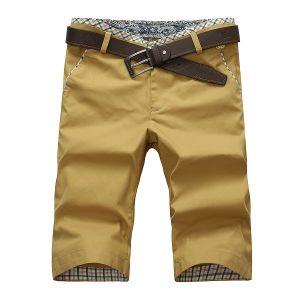 Bicchierini casuali dei pantaloni di scarsità di alta qualità di modo del cotone degli uomini