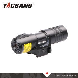 戦術的なレーザーの視力赤いレーザーのポインターのコンパクトのアルミ合金(LS09MR)