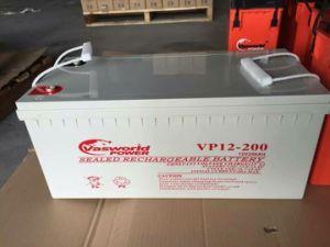 12V200ah AGM свинцово-кислотного аккумулятора для солнечной энергетики Syeterm с высокой производительностью