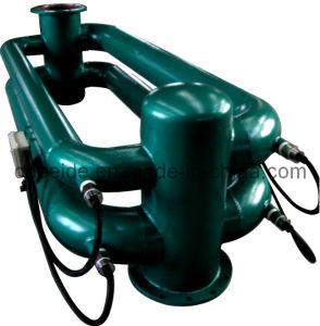 Ionenstock-Wasser-entzundernde Geräten-Wasseraufbereitungsanlage