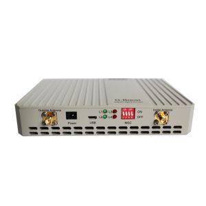 Repetidor inalámbrico de alta calidad de 900MHz WCDMA Amplificador de señal 3G, teléfono móvil de amplificador de señal para el hogar