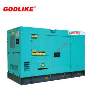 50Hz 25 kVA 방음 Cummins 디젤 엔진 Genset (4B3.9-G2) (GDC25*S)