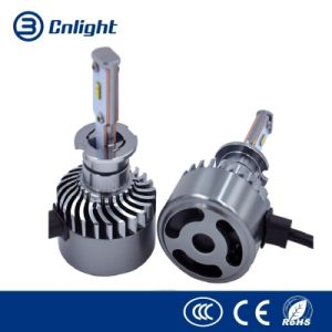 H3 Ledh3 LED H3の霧の卸売6000K LED車のヘッドライトの置換の球根のヘッドライトの球根の電球の電球