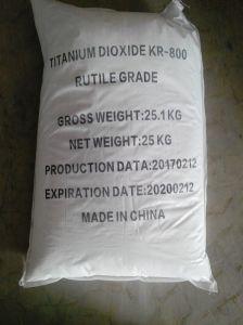 Het Dioxyde van het Titanium van de Leverancier van China/het Wit/TiO2 van het Pigment