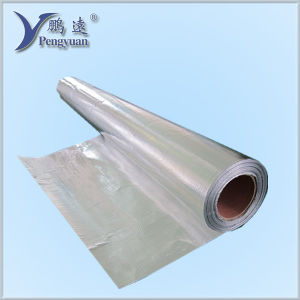 Анти- покрынная алюминием радиацией ткань фольги сплетенная изоляцией