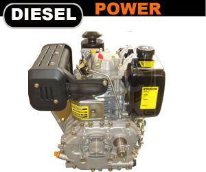 9HP半分の減少の低速カムシャフトによって出力されるディーゼル機関