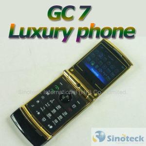 Telefono doppio a due bande della carta del G7 SIM del telefono di lusso