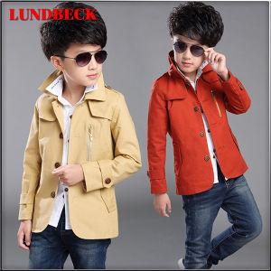 Rivestimento casuale per il ragazzo in cappotto dei bambini di buona qualità