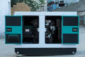 28kw het Water 35kVA koelde de Stille Diesel Reeks van de Generator met Ricardo Weifang Engine