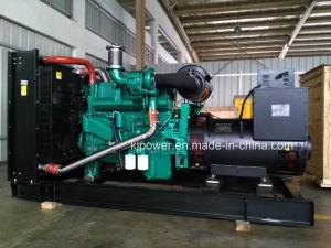 50Hz 312.5kVA 상표 Yuchai 중국 엔진에 의해 강화되는 디젤 엔진 발전기 세트