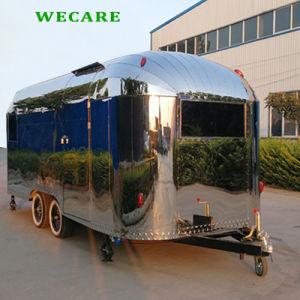 2018軽食のための電気移動式食糧トラック