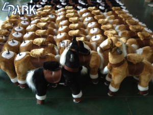 Fornecedor fabricante Animal Cavalo Mecânico Kiddy carona a máquina