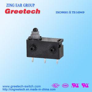 Waterdichte Micro- van de Duiker van de Speld 0.1A 12VDC Verzegelde Schakelaar voor AutomobielControle
