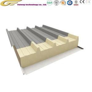 Теплоизоляция ПЕНА PU плата структурных изолированный Сэндвич панели