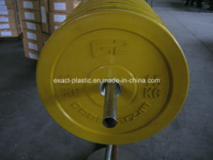 고무 Bumper Plate 또는 Barbell Disc Factory