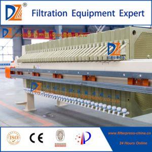 Высокая эффективность автоматической мембраны фильтра нажмите 870серии