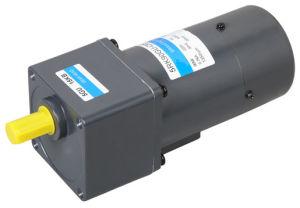 Electric AC freiné seule phase de 90W 90mm le moteur à engrenages