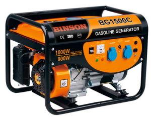 1 de Draagbare Generator van kW met Unieke Brushless Alternator