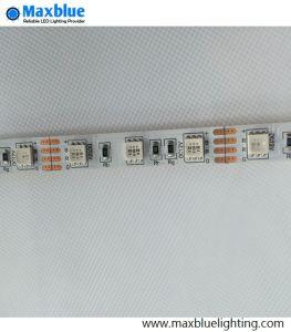 RGB LED SMD 5050/ TIRA tira flexible de LED con Ce RoHS