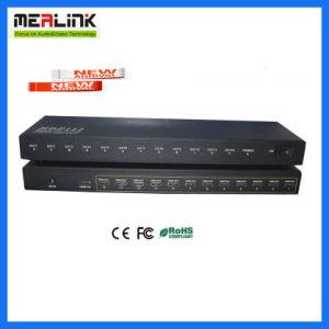 3D, 1080P 12 Ports HDMI Splitter 1X12 HDMI Splitter