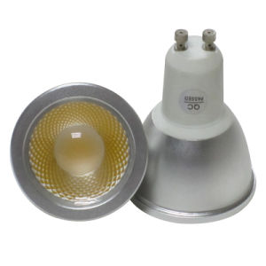 CER GU10 LED-5W 500lm Lamp Bulb ETL
