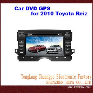 Toyota Reiz 2011년 (HP-TR800L)를 위한 GPS/6 원판 Memoy/8inch 스크린을%s 가진 차 DVD