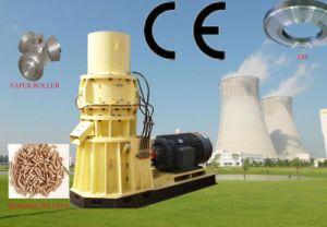 Les machines de boulettes de paille de riz (CE SGS)