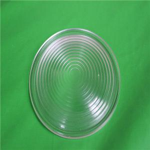 Lente de Fresnel de vidro óptico do projetor