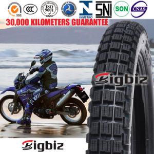 Fabrikmäßig hergestellte 3.00-18 Motorrad-Reifen/Gummireifen in China
