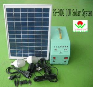 10W太陽エネルギーシステム(FS-S002)