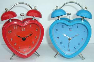Horloge d'alarme jumelle de Bell (KV3005)