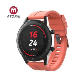 Más reciente electrónica resistente al agua Atopai Tracker Fitness Monitor de Ritmo Cardíaco Reloj inteligente para los hombres las mujeres
