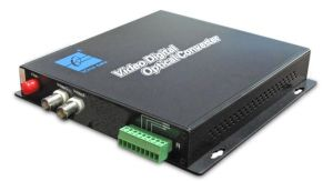 2 canaux Emetteur-récepteur optique vidéo numérique (SWV60200)