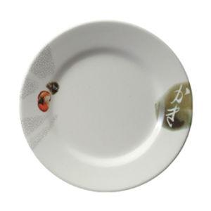 La mélamineinvisiblede la série 8Plaque ronde/Buffet la plaque (WT208)