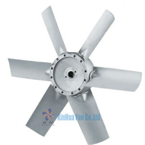 De regelbare AsVentilator van het Aluminium voor Algemene Industriële Fabriek