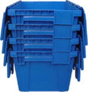 Haltbarer Baccy-Behälter, Plastikvorratsbehälter (PK6040)