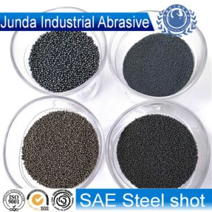 Fabbricazione abrasiva di granigliatura del colpo S330 S390 dell'acciaio di getto