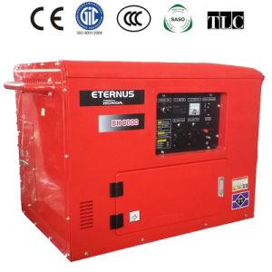Reeks van de Generator van de Benzine van het Gebruik van de fabriek de Geluiddichte (BH8000)