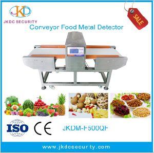 Altamente sensibles detector de metales de alimentos