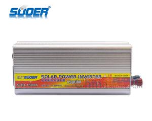 Suoer DC 12V a 220V AC 1500W fuera de la Red de Energía Solar Inverter (SUB-1500A)