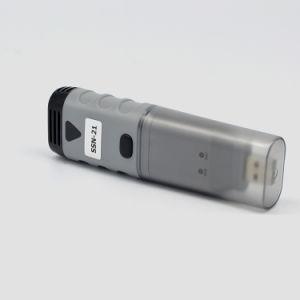 Ssn-21, Temperature Data Logger con il USB Interface ed affissione a cristalli liquidi Display, Humidity Data Logger, +/- 2%Rh
