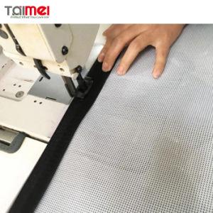 Écran de confidentialité de maillage en PVC imprimé pour la construction de l'enrubannage