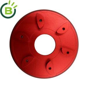 Bc012 CNC de aluminio anodizado de precisión de piezas del embrague de moto accesorios de Mecanizado 4 ejes producto